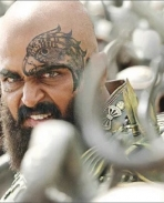 Kaashmora  movie first look posters