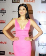 Kajal Aggarwal at Filmfare Awards 2016
