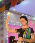 Kangana During Navratri 2014