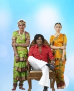 Kaththi Sandai latest photos