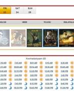 100 Screens in Single Day at Mayajaal