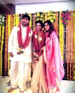 samantha attended Neeraja Kona's Marriage