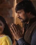Sudeep nithya menon in new movie photos