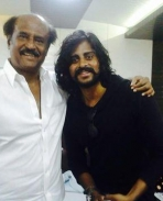 Superstar with Kannada actor