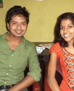 Madhupriya with Srikanth