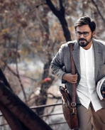Venkatesh Tejas first look pics