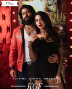 Tamanna in kgf movie