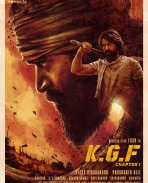 kgf movie release date poster