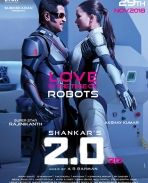 Latest Photos From 2.0 love in robots