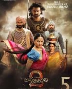 Baahubali 2 movie fifth week poster