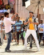 Mersal shooting spot images