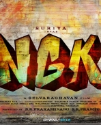 NGK second Version poster