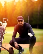 Kiccha Sudeep stylish pics from Raju Kannada Medium