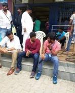 Anjaniputra movie latest working stills