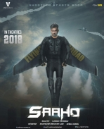 Saaho fan made posters