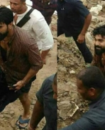 Ram Charan working Stills