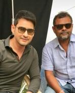 bharath ane nenu movie on the sets pics