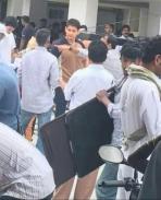 bharath ane nenu movie latest on location pics