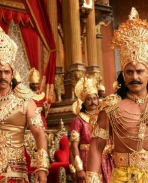 Kurukshetra movie latest photos
