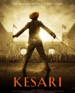 Kesari Latest poster
