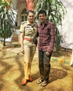 Kavacha movie latest pics
