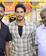 seetarama kalyana movie launching pics
