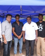 KTR visited Seetharama Kalyan sets