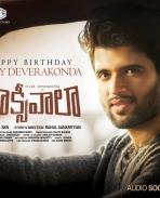 Taxiwaala movie vijay devarakonda birthday posters