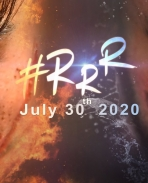 rrr movie release date poster