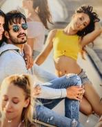 mr majnu movie first look poster