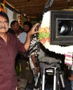 ismart shankar movie launch stills