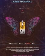 ravi teja disco raja movie posters