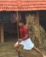 #Muthuramalingam MOVIE LATEST STILLS @Gautham_Karthik #Nepolien