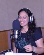 nithya singing