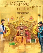 Orange Mittai first look poster