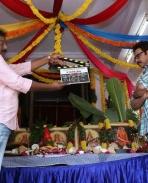 radha movie launch photos