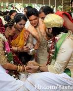 Radhika pandit married to yash
