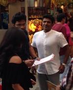 Rajakumara movie latest working stills
