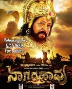 Nagarahavu movie posters
