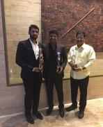 Puneeth Rajkumar at Siima awards 2016