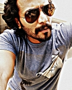 Srimurali's new look in Rathaavara