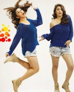 Hansika as Juliet