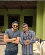 Santhanam - Selvaragavan movie photos