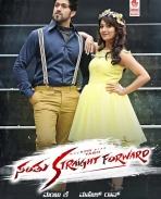 santhu straight forward movie audio releasing poster