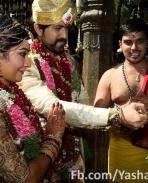 Yash radhika pandit marriage photos
