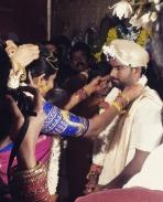 simple Suni marriage photos