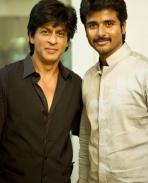 Siva with SRK