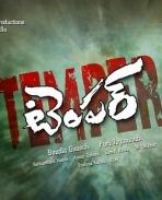 Jr ntr's Temper movie Title logo