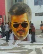 Thala banner for Veeram