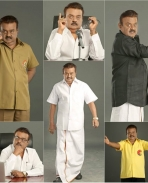 Vijayakanth's latest photos